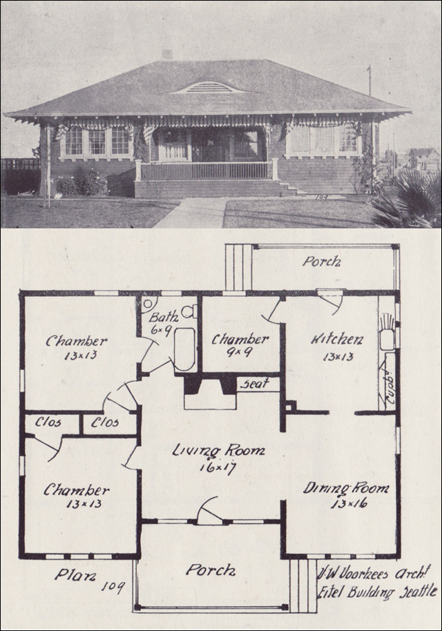 1908 Western Home Builder - No. 109