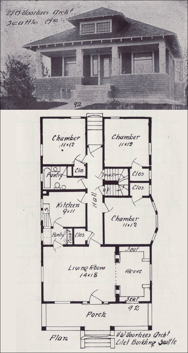 1908 Western Home Builder - No. 92
