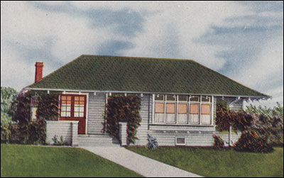 Horizontal Bungalow Form