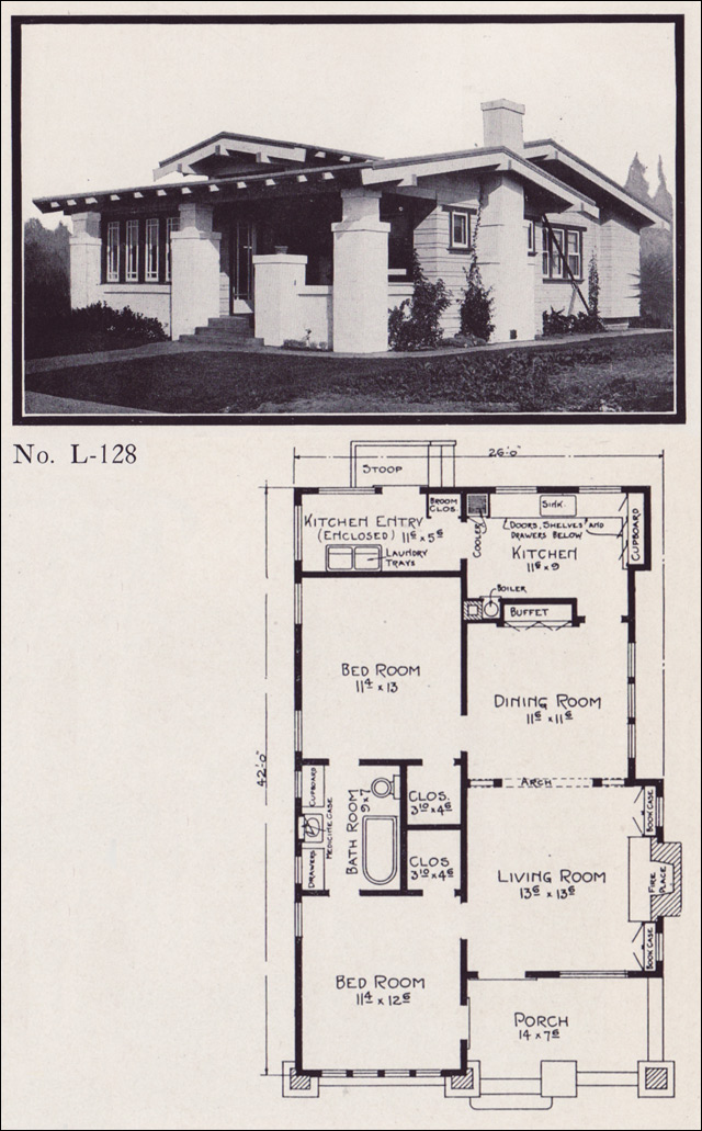 1922 Stillwell - No. L-128