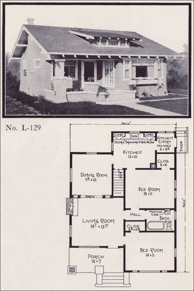 1922 Stillwell - No. L-129