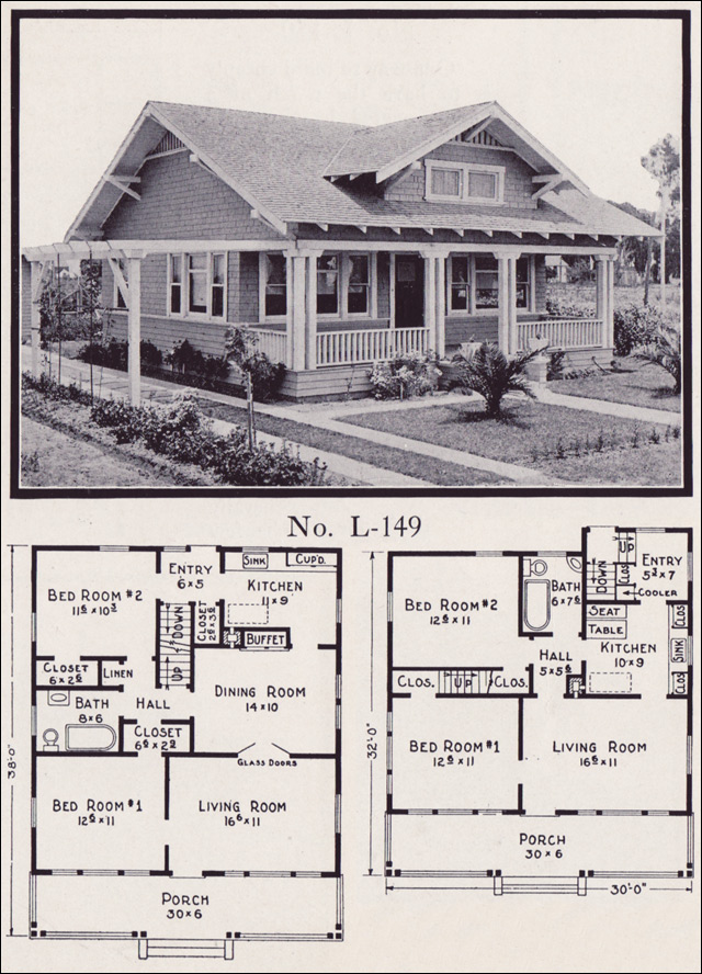 1922 Stillwell - Plan No. L-149